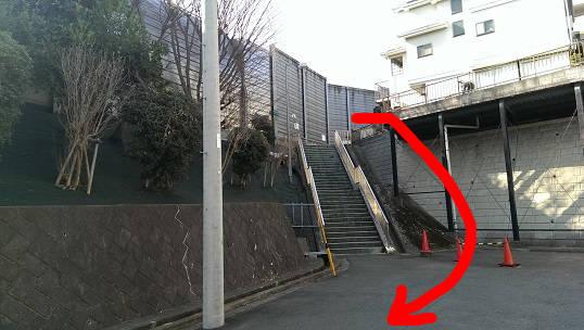 東名江田バス停から「あざみ野駅...